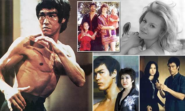 Bruce Lee was a womanizer who got circumcised to be more ...