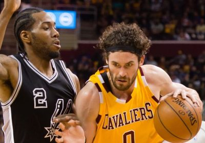 NBA Rumors: Cavaliers Could Trade Kevin Love & No  8 Pick