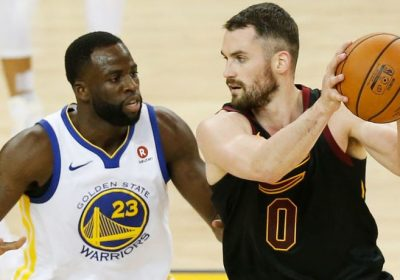NBA Rumors: Cavaliers Trading Kevin Love Whether LeBron