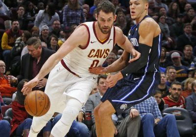 NBA Rumors: Cleveland Cavaliers Hoping To Keep Kevin Love