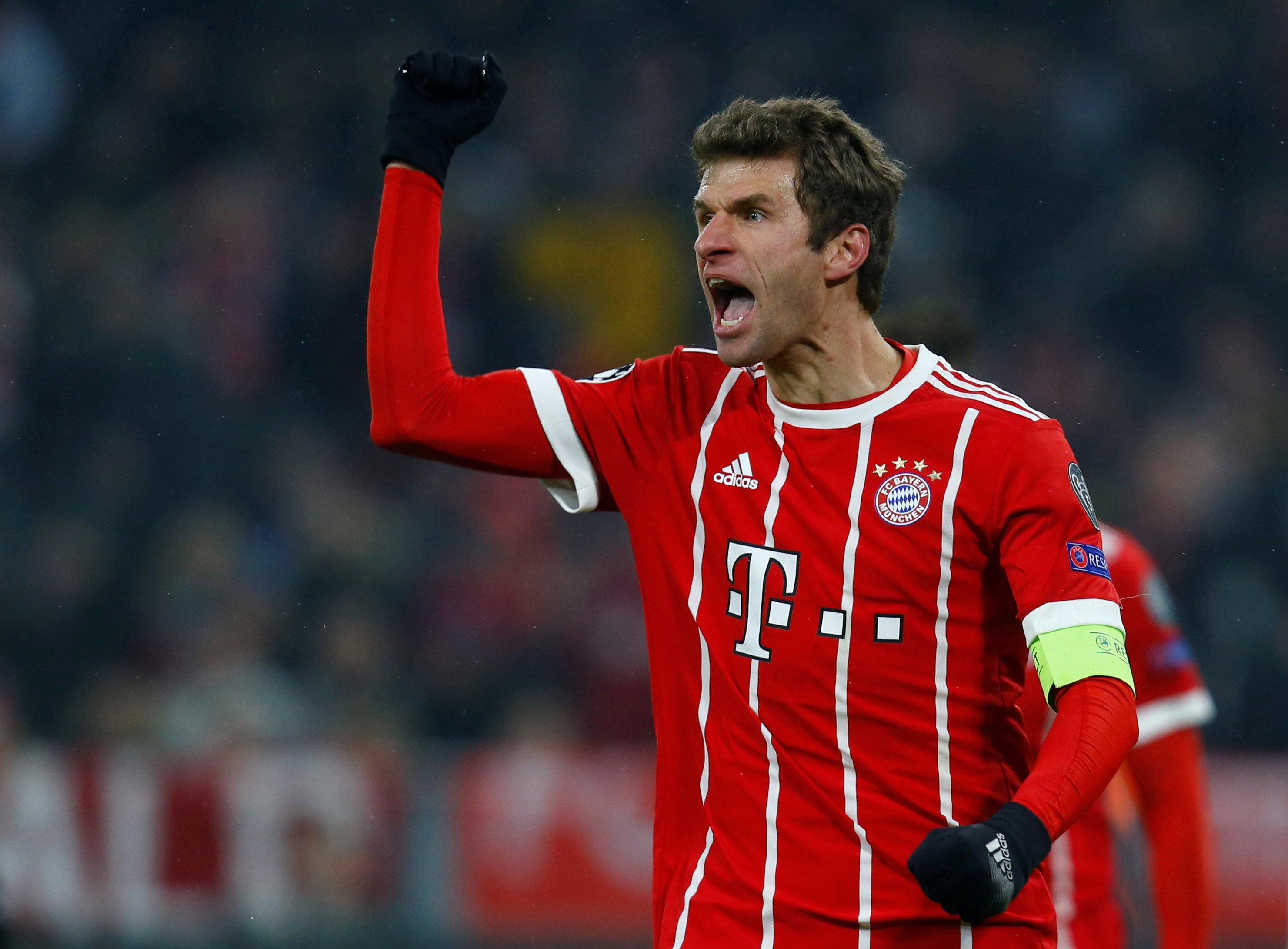 Bayern Munich Striker Thomas Muller Hints He Could Leave