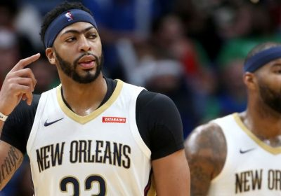 98a3e3801e6 DeMarcus Cousins made one of the biggest headlines of the 2018 NBA  offseason when he agreed to sign a one-year