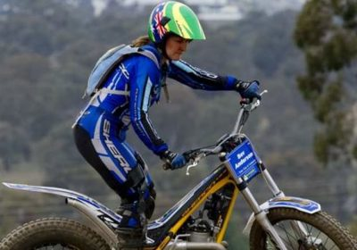 Crash one day, win the next: Bev Anderson wins mountain masters at