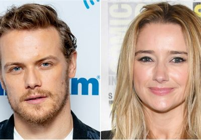 Outlander's Sam Heughan Reportedly Has a New Lady in His