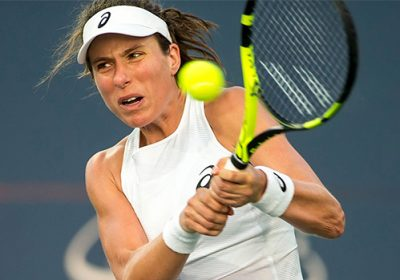 Johanna Konta 5 Things About Tennis Star Who Gave Serena Williams