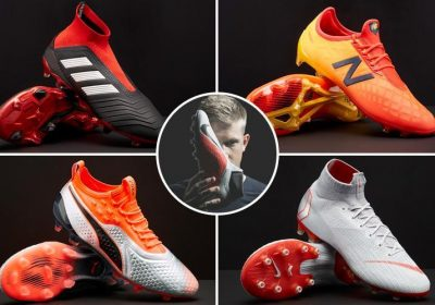 c4bdc8f69 We've put together a top ten shortlist of the newest and most innovative  boots currently on the market – and which star will be wearing them this  season.
