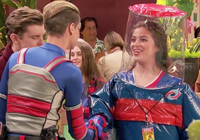 Henry Danger' Sneak Peek: Baby Ariel's Patina Makes It