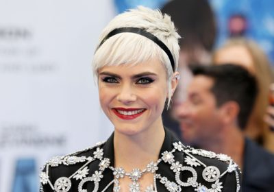 Cara Delevingne Shaves Her Head & Poses Nude In Shocking