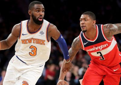 NBA Rumors: Knicks Receiving Trade Inquiries For Tim Hardaway Jr And