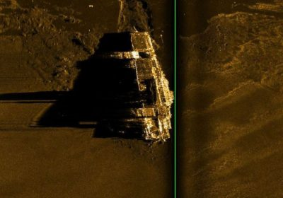 WWII aircraft carrier discovered intact on the ocean floor, and the