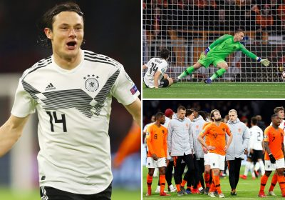 Best Thrillers Of 2020 Gnabry, Sane and Schulz salvage victory for rejuvenated Germany in