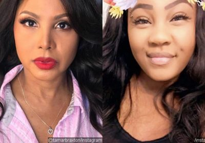 Tamar Braxton Goes on Twitter Rant Due to Backlash Over