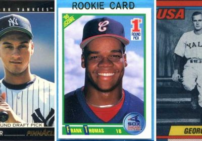 The 10 Most Valuable 90s Baseball Cards That Might Be Lying